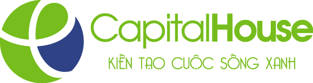 Logo Capital House - căn hộ Ecolife Riverside Quy Nhơn